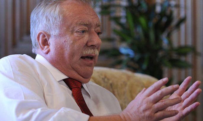 Häupl will Integrations-Minister