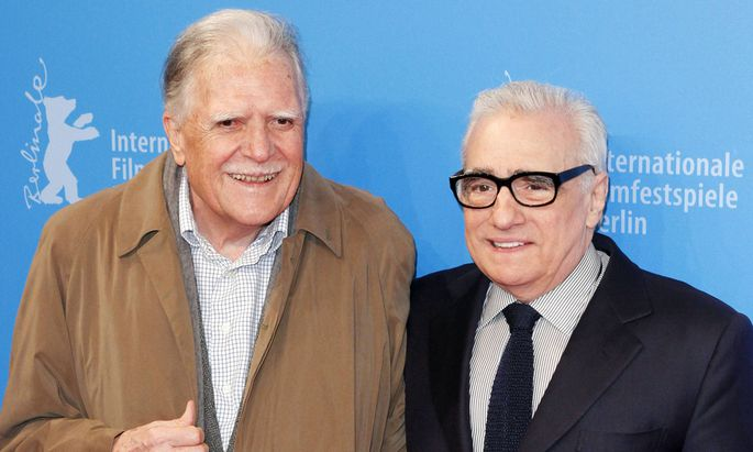 Michael Ballhaus and director Martin Scorsese attending the Untitled New York Review of Books Docume