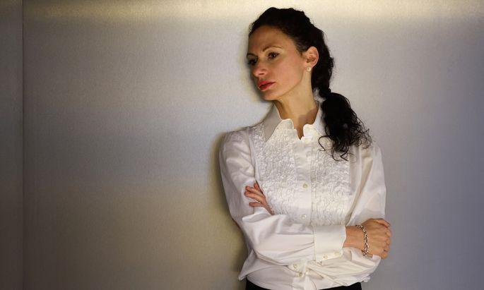 """Liudmila Konovalova: """"Seit dem Tod meiner Mutter weiß ich, dass man nichts später machen soll."""""""
