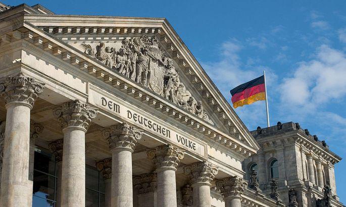 Deutschland, Berlin, Reichstag