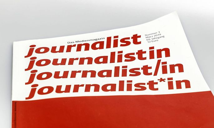 Die Sprache im Journalismus ändert sich.