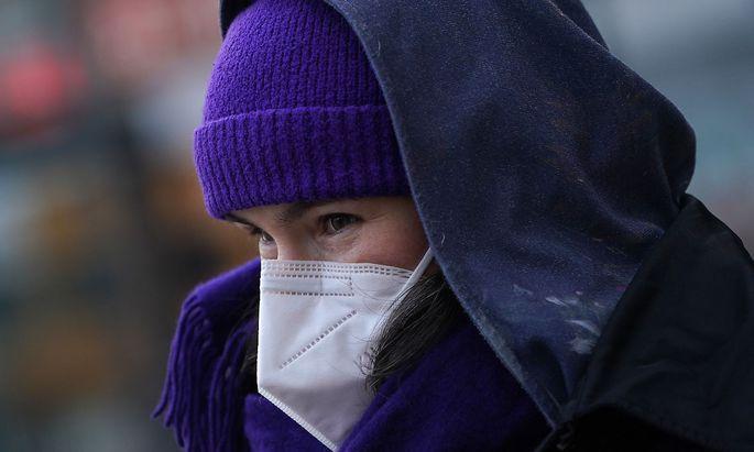 Seit 25. Jänner gilt die Pflicht zur FFP2-Maske im öffentlichen Verkehr sowie im Handel (Archivbild).