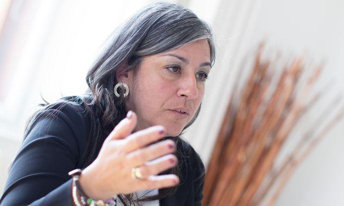 Wiens Vizebürgermeisterin Maria Vassilakou.