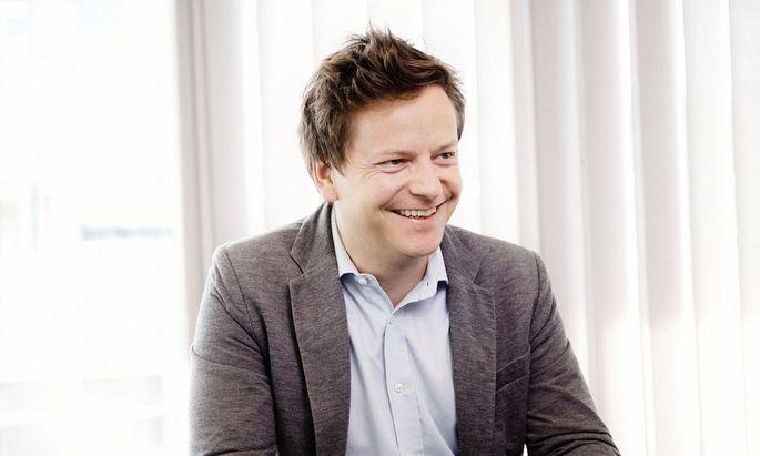 Markus Schöberl ist seit 2015 der Hüter des deutschsprachigen Online-Marktplatzes von Amazon.