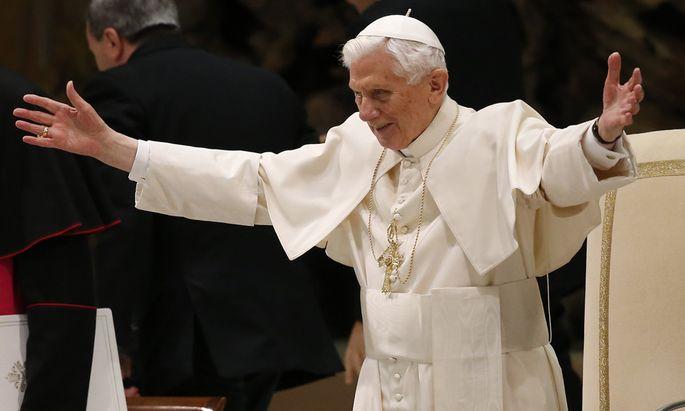 Papst Habe voller Freiheit