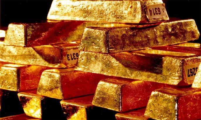 Venezuela will ein Vorkaufsrecht das Gold.