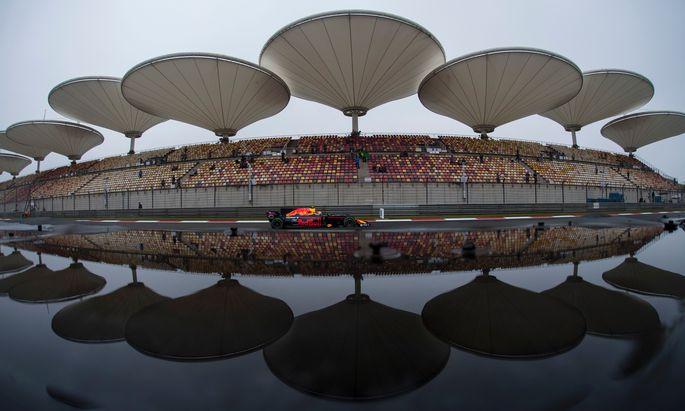 Der Grand Prix von China in Shanghai könnte abgesagt werden.