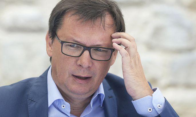 Burgenlands Landesrat für Soziales und Gesundheit, Norbert Darabos