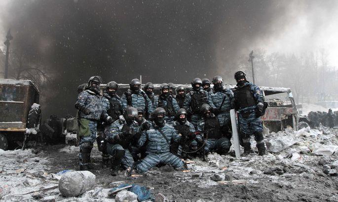 Ukraine, Janukowitsch, Asarow