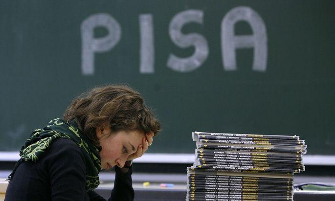 THEMENBILD PISA-STUDIE