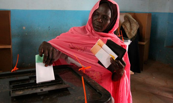 Sudan-Wahlen: Klagen über Unregelmäßigkeiten