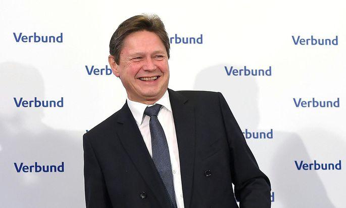 PK VERBUND AG 'GESCHAeFTSERGEBNIS 2017': ANZENGRUBER