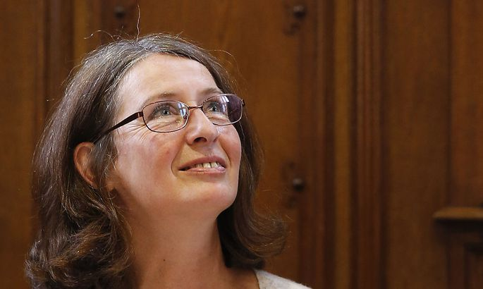 Graz hat mit KPÖ-Stadträtin Elke Kahr eine neue Vizebürgermeisterin