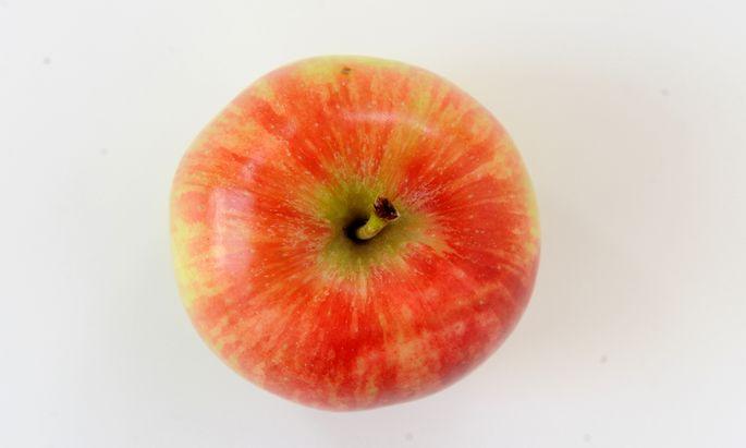 Ein Apfel ist gesund, zu viele Äpfel sind es sicher nicht.