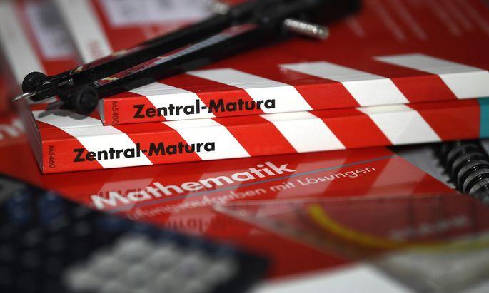 Eine neuerliche Veränderung wird es heuer bei der Benotung der Mathematik-Zentralmatura geben.