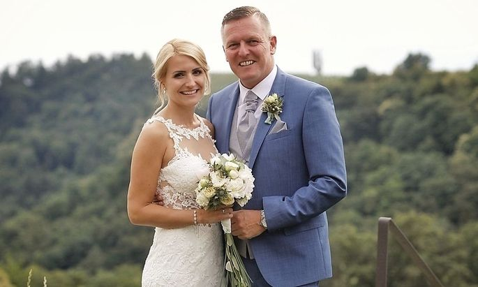 Verteidigungsminister Mario Kunasek heiratete seine Lebensgefährtin Sabrina Koroschetz.