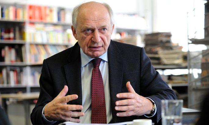 Ökonom Bernhard Felderer