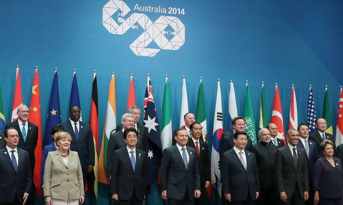 Weltwirtschaft: G-20 schnüren Maßnahmenpaket