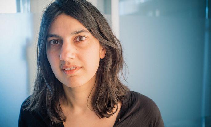 Sophie Desoulieres von MSF.