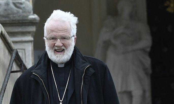 Archivbild: Andreas Laun im November 2016 bei der damaligen Herbstvollversammlung der Bischofskonferenz.