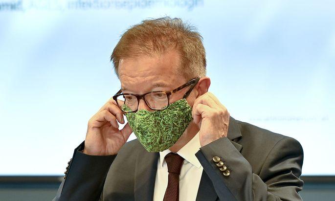 Rudolf Anschober kritisierte am Dienstag Amtsvorgängerin Beate Hartinger-Klein.