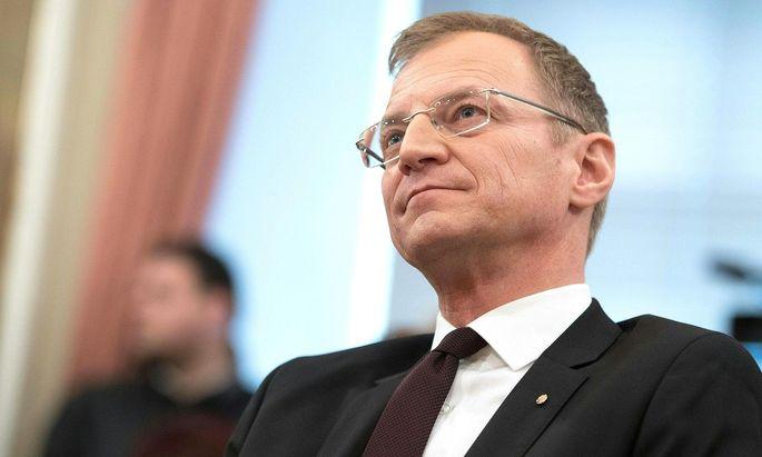 Oberösterreichs Landeshauptmann Thomas Stelzer