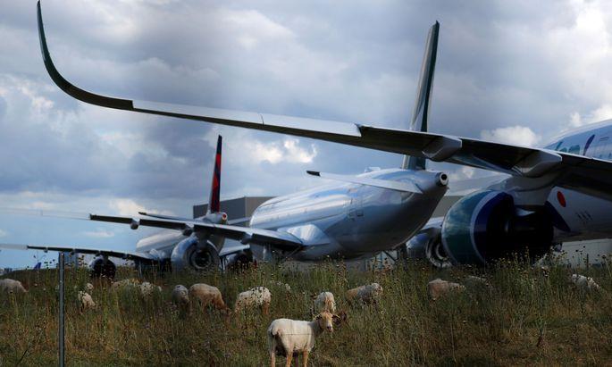 Airbus will spätestens 2035 ein Wasserstoffflugzeug auf den Markt bringen.