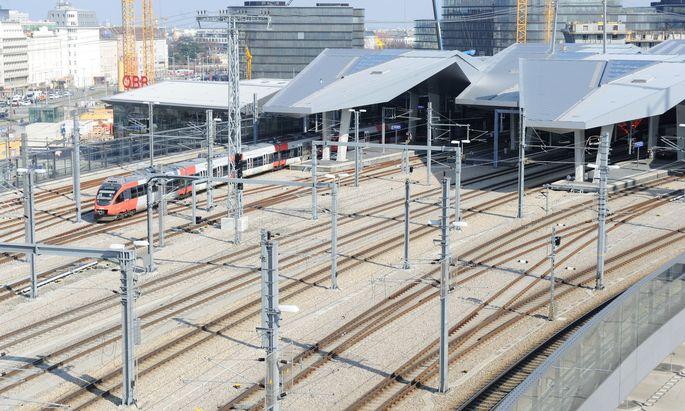 ÖBB Wien Hauptbahnhof