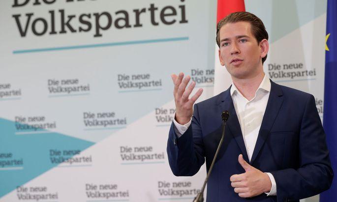 Die Kandidatenliste der ÖVP birgt keine allzu großen Überraschungen.