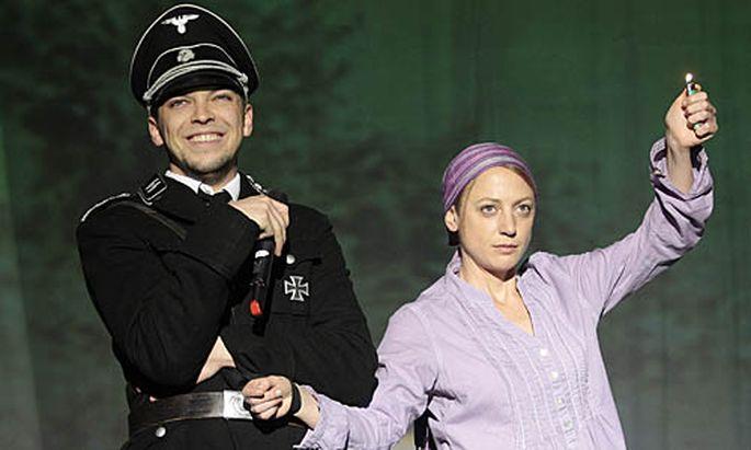 Akademietheater zweifache Missbrauch
