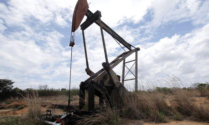 Eines steht immerhin fest: Venezuela trägt keine Schuld an den niedrigen Ölpreisen. Die Produktion dort steht schon seit Monaten still.