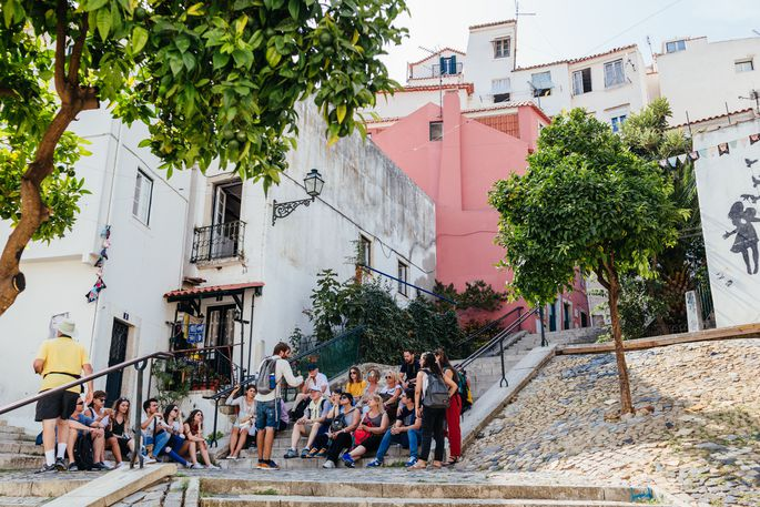 Touristen lieben Lissabon, umgekehrt ist es nicht mehr so einfach.
