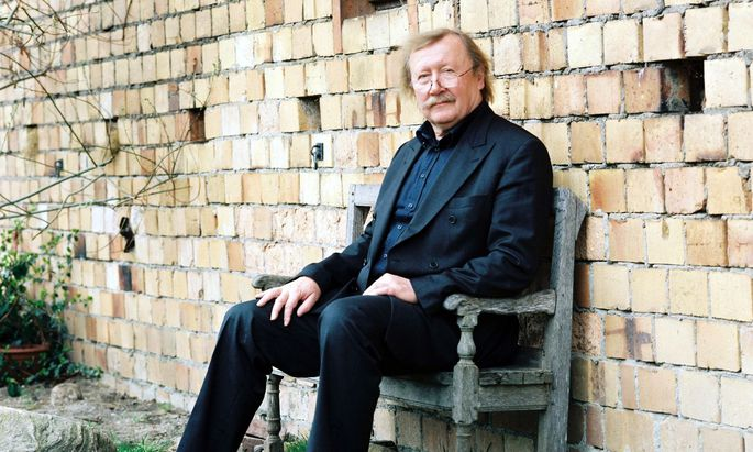 "Peter Sloterdijk: ""Ein gewisses Maß an Leichtsinn gehört zu unserem way of life."""