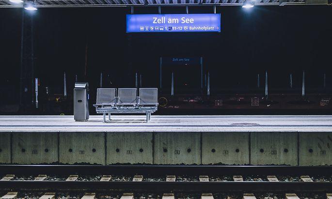 SALZBURG: CORONAVIRUS - ZELL AM SEE UNTER QUARANTAeNE