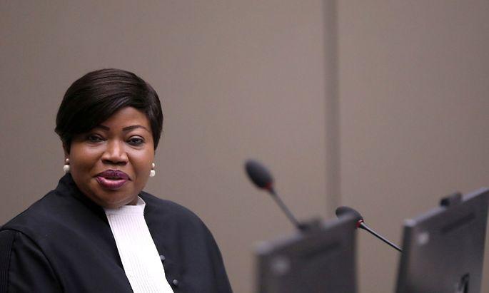 Ermittlungen wegen Kriegsverbrechen - USA sanktionieren Chefanklägerin von Strafgerichtshof