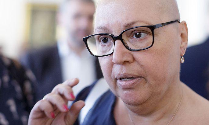 Gesundheitsministerin Sabine Oberhauser (SPÖ)