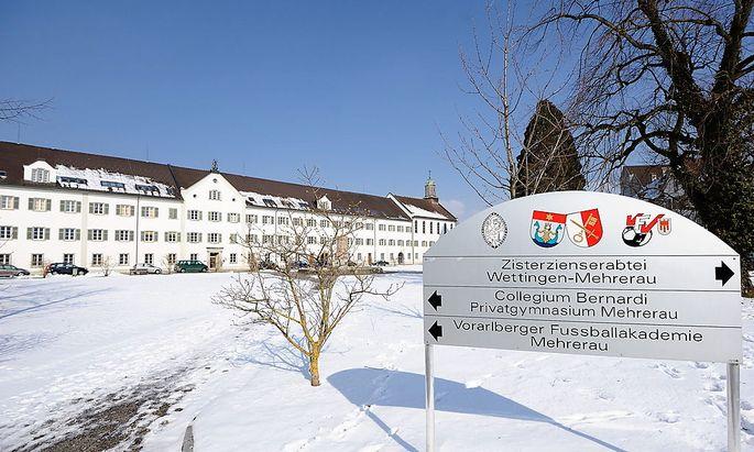 Archivbild aus 2010: Kloster Mehrerau