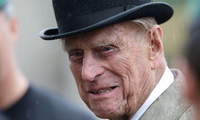 Prinz Philip hat mit 97 Jahren seinen Führerschein abgegeben.