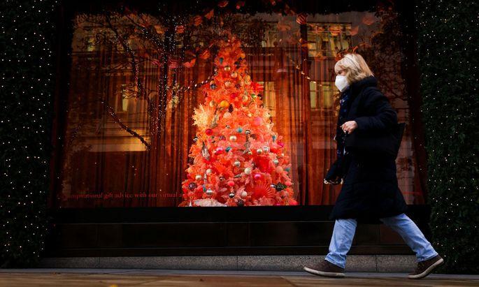 Weihnachten ohne Geschäft? Für viele Unternehmen kommen die einzige Umsätze aktuell vom Staat
