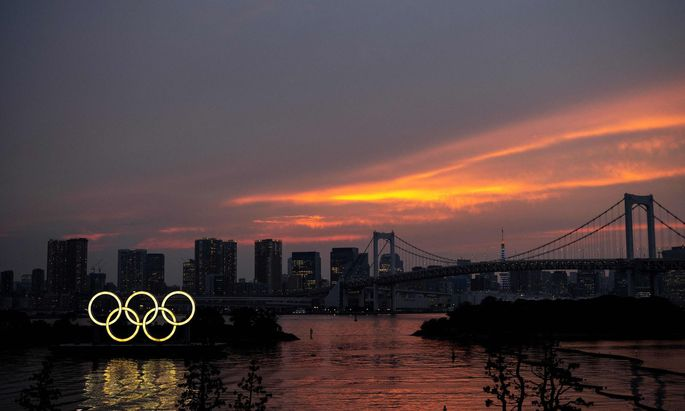Das eigentlich spektakuläre Tokio steuert auf ein Desaster zu – so befürchten es die meisten Japaner.