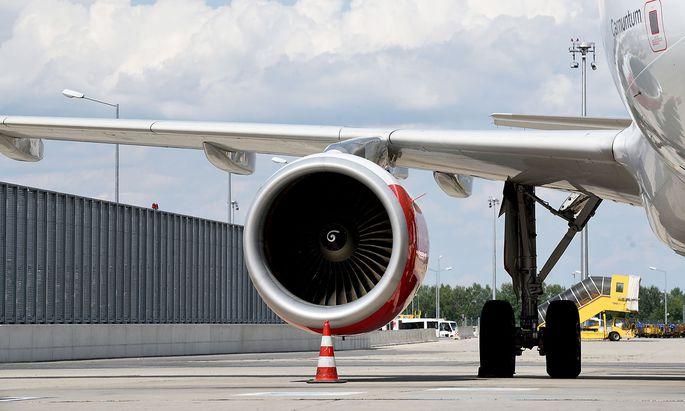 AUA-Flugzeuge könnten künftig auch woanders gewartet werden (Archivbild aus Wien-Schwechat).