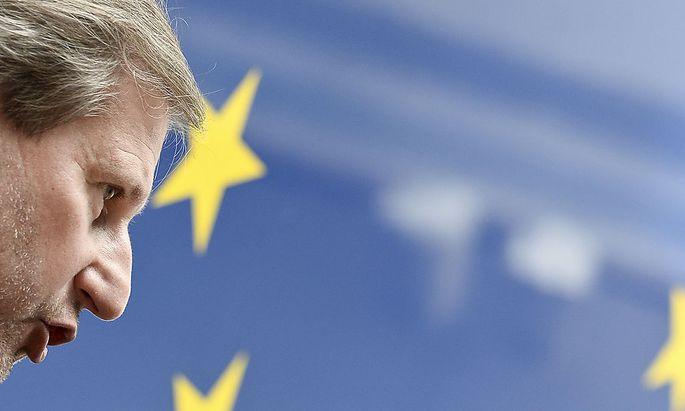 Johannes Hahn ist im Kabinett von Jean-Claude Juncker für die Erweiterungspolitik zuständig und war zu diesem Zweck zu Gast in Serbien.