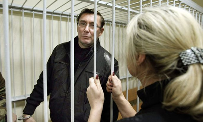 Ukraine Anklagewelle gegen fruehere