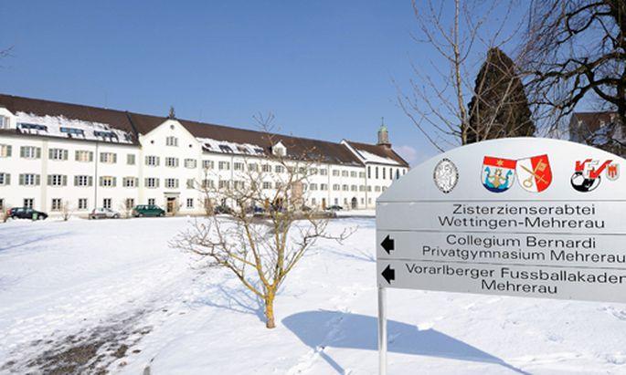Missbrauch Kloster Mehrerau will