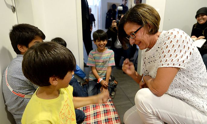 Asyl auf Zeit: SPÖ offen für Forderung von Mikl-Leitner
