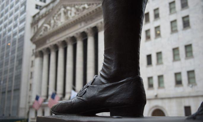 Manch Anleger richtet die Tanzschuhe her