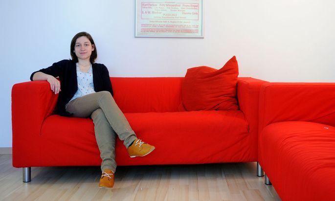 Julia Herr (Archivaufnahme, 2014)