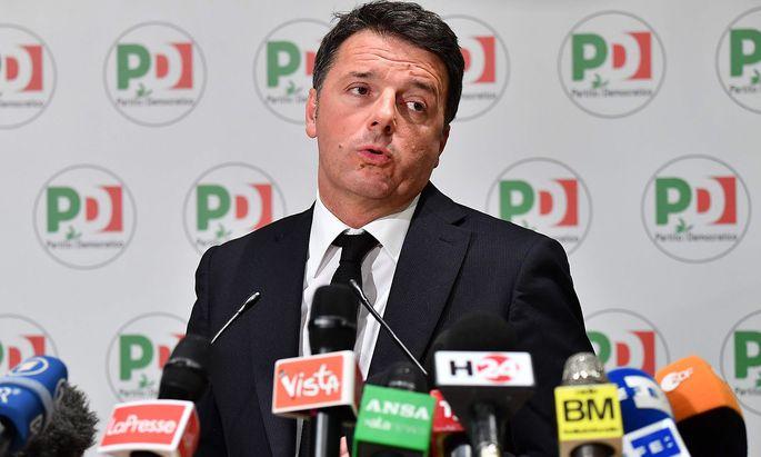 ITALY-ELECTIONS-VOTE