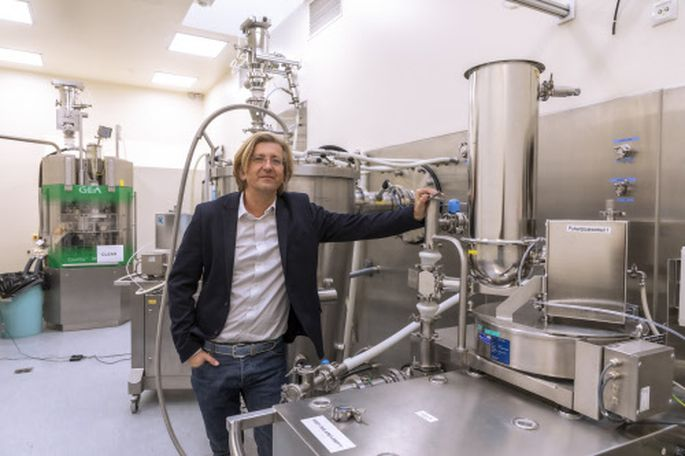 Die Coronakrise, sagt Johannes Khinast, habe gezeigt, wie wichtig schnelle Prozess- und Produktionsentwicklung seien.