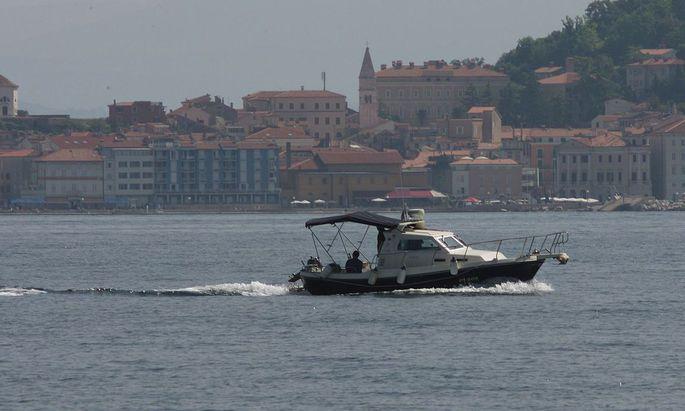 Symbolbild Bucht von Piran.